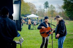 Behind the Scenes: 'Goodbye In Her Eyes' - Photo by Jolie Loren of Southern Reel